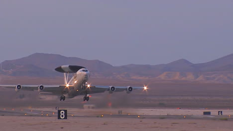 Air-Force-E3-Sentry-Taking-Off-3