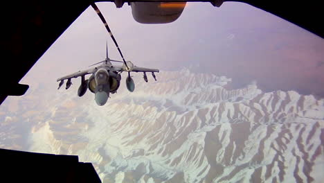 A-Jet-Fighter-Refuels-In-Midair-Over-Afghanistan