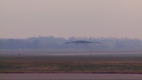 A-U2-Spy-Plane-Takes-Off-From-A-Military-Base