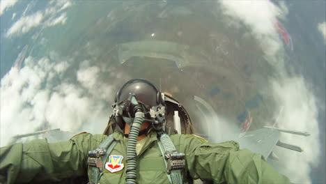 Pov-Shots-From-The-Cockpit-Of-A-Fighter-Plane-Doing-Barrel-Rolls-1