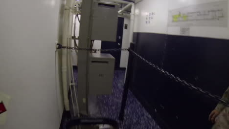 Fast-Motion-Pov-Walk-Through-Of-A-Day-In-The-Life-Of-A-Sailor-On-An-Aircraft-Carrier-2