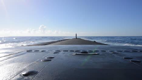 Tomas-De-Un-Submarino-En-El-Mar