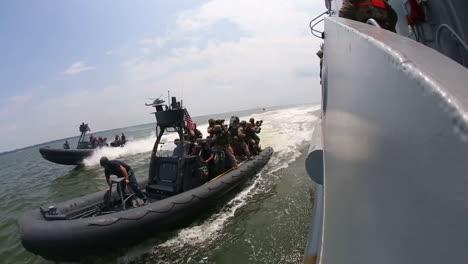 Armed-Navy-Commandos-Intercept-A-Ship
