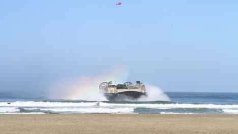 Marine-Forces-Use-Amphibious-Assault-Vehicles-1