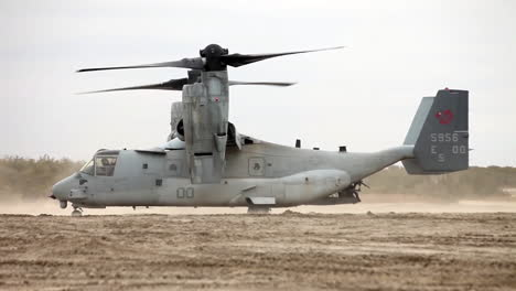 An-Osprey-Helicopter-Takes-Off