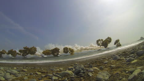 American-And-Korean-Marines-Conduct-A-Massive-Amphibious-Invasion-Exercise-Complete-With-Explosives-And-Beach-Landings-6