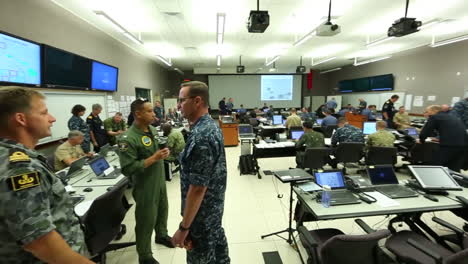 The-War-Room-At-The-Pacific-Warfighting-Center