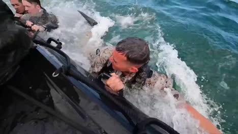 Navy-Seals-Train-On-Rubber-Zodiac-Watercraft