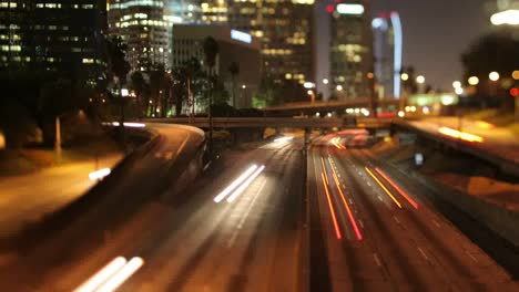 La-Freeway-Night-Tilt-Shift2