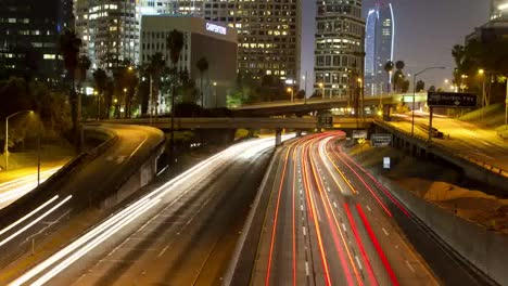 La-Freeway-Night