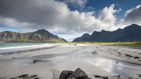 Lofoten-Beach-timelapse