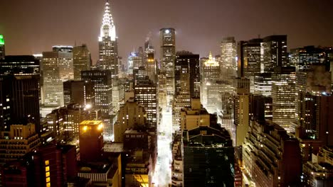 Manhattan-View-Night