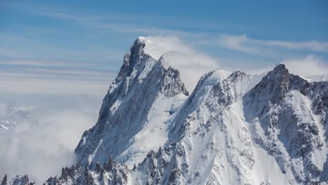 Mont-Blanc-timelapse