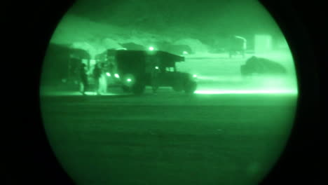 Night-Vision-Footage-Of-Medivac-Activities-In-Afghanistan