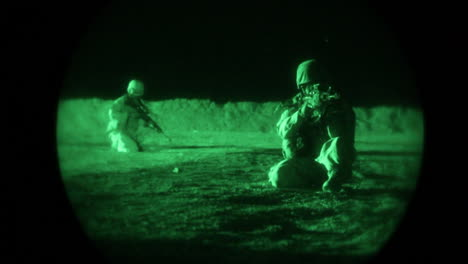 Night-Vision-Footage-Of-Medivac-Activities-In-Afghanistan-1