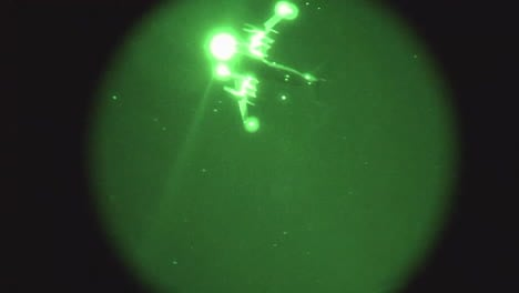 Night-Vision-Footage-Of-Parachute-Airdrop-2