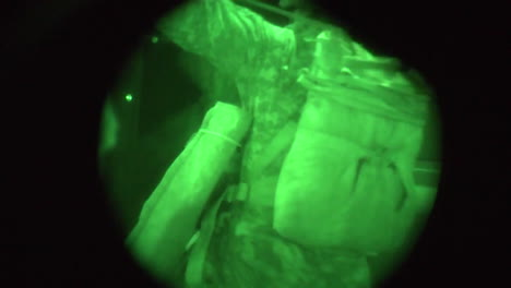 Night-Vision-Of-Paratroopers-Jumping-Out-Of-C17
