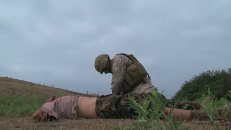 Marines-And-Sailors-Are-Trained-In-Life-Saving-Skills-1