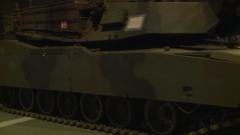 Police-And-Marines-Roll-Out-Tanks-And-Armored-Vehicles-Through-An-American-City-During-Times-Of-Public-Unrest-And-Rioting-8