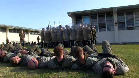 Troops-Practice-Breaking-Up-A-Peaceful-Protest-1