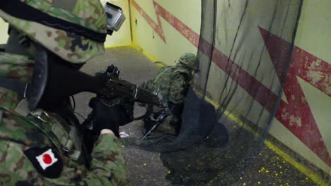 A-Marine-Swat-Team-Performs-A-Simulated-Hostage-Rescue-Mission-5