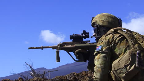 Australian-Defense-Forces-Engage-In-Simulated-Combat-Maneuvers-1