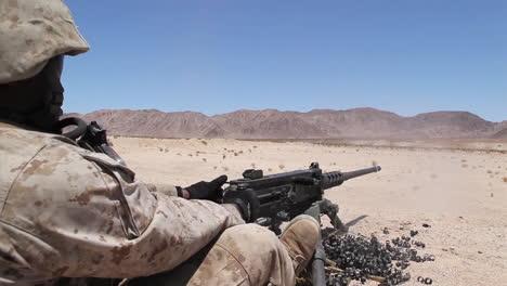 Us-Marines-Practice-Firing-Machine-Guns-In-Battlefield-Exercises-6