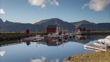 Norway-Boat-Reflection-00