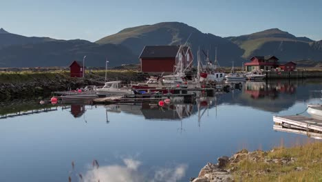 Norway-Boat-Reflection-01