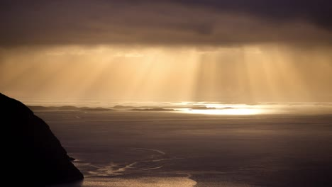 Norway-Rays-Sunset-00