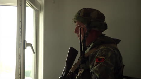 The-Albanian-Army-Commando-Squad-Rescues-A-Hostage-In-This-Simulation