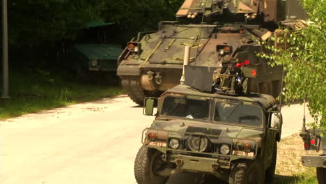 The-Army-Of-Slovenia-Engages-In-A-Commando-Urban-Assault-Exercise-1