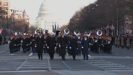 United-States-Veterans-And-Military-Personnel-Walk-In-A-Parade-In-Washington-Dc-4