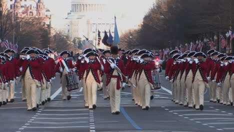 United-States-Veterans-And-Military-Personnel-Walk-In-A-Parade-In-Washington-Dc-5