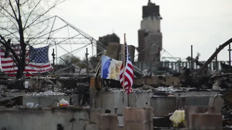 The-Breezy-Point-Area-Of-Queens-New-York-Is-Devastated-By-Hurricane-Sandy-1