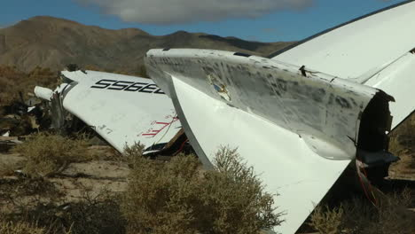 Crash-Site-Of-The-Virgin-Galactic-Space-Ship-Two-Disaster-Vss-Enterprise-6