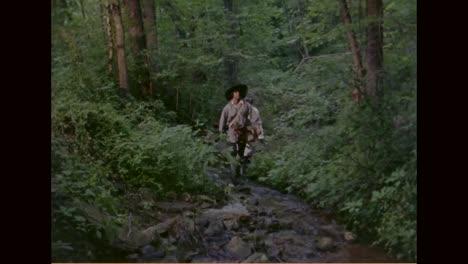 Corny-Reenactments-Of-American-Pioneer-Settlers-In-Kentucky-During-Colonial-Times-In-America-1