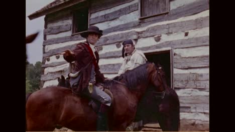 Corny-Reenactments-Of-American-Pioneer-Frontiersmen-In-Kentucky-1