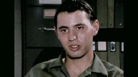 Militares-Estadounidenses-Judíos-Celebran-La-Pascua-Del-Ejército-En-La-Década-De-1960-2