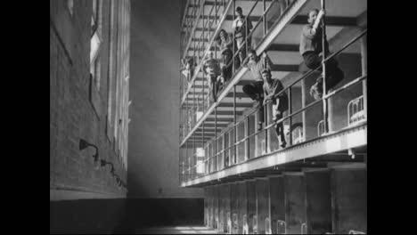 1918-Establishing-Shots-Of-The-Prison-At-Ft-Leavenworth-Kansas