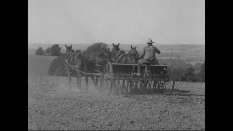 Farming-In-America-In-1918