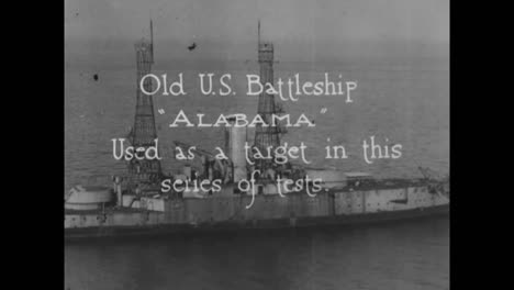 The-Us-Army-Bombs-Ships-To-Test-Aerial-Warfare-For-The-First-Time-Including-The-Use-Of-Chemical-Weapons-In-1921