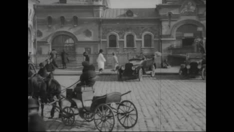 Archival-Film-Of-Vladivostok-Siberia-Russia-From-1918-1