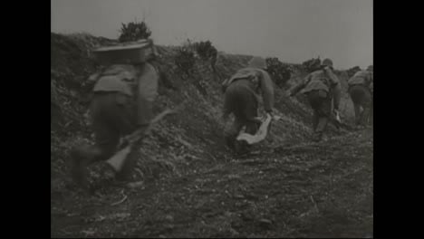 Captured-Japanese-Film-From-The-Pacific-In-World-War-Ii-Shows-American-Troops-Being-Gunned-Down-In-Beach-Invasion