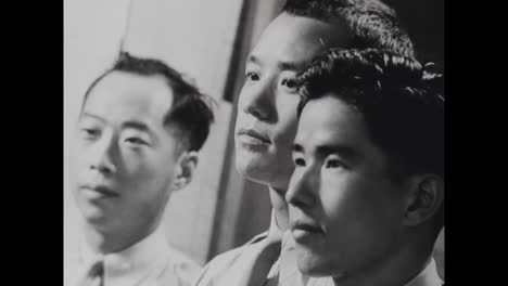 In-1946-Chinese-Students-Come-To-The-United-States-To-Study-Aviation-And-Military-Technology