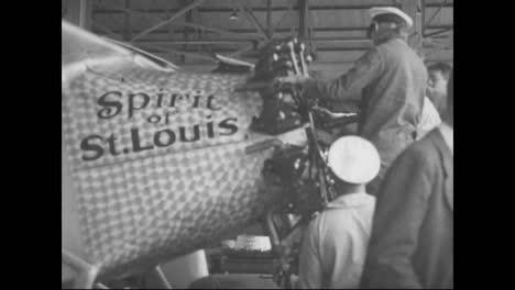 Chicago-Saluda-A-Charles-Lindbergh-Después-De-Su-Histórico-Vuelo-De-1927