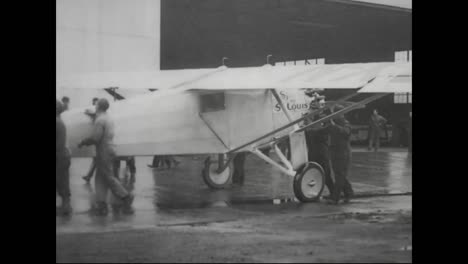 Charles-Lindbergh-Makes-A-Historic-Flight-From-Washington-Dc-To-Mexico-City-In-1927