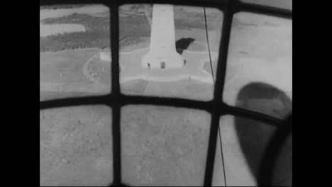 Orville-Wright-Y-Wilbur-Wright-Son-Honrados-Con-Un-Memorial-En-Kitty-Hawk-Carolina-Del-Norte