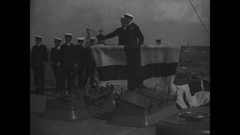 El-Rey-Jorge-V-Visita-El-Hms-Barham-Que-Participó-En-La-Batalla-De-Jutlandia