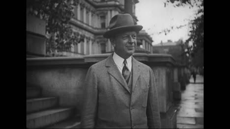Prominent-Officials-In-The-Calvin-Coolidge-Administration-Are-Profiled-Include-Dwight-Filley-Davis-Secretary-Of-War